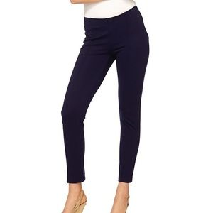 Lilly Pulitzer Navy Blue Travel Pants
